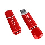 ADATA DashDrive 16GB [UV150] - Red (Merchant) - Usb Flash Disk Basic 3.0